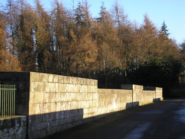 The Montagu Bridge - geograph.org.uk - 295206