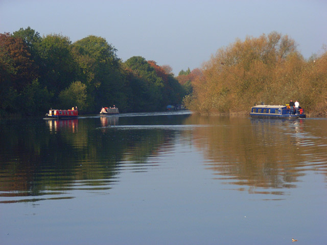 The River Thames, Reading - geograph.org.uk - 597163