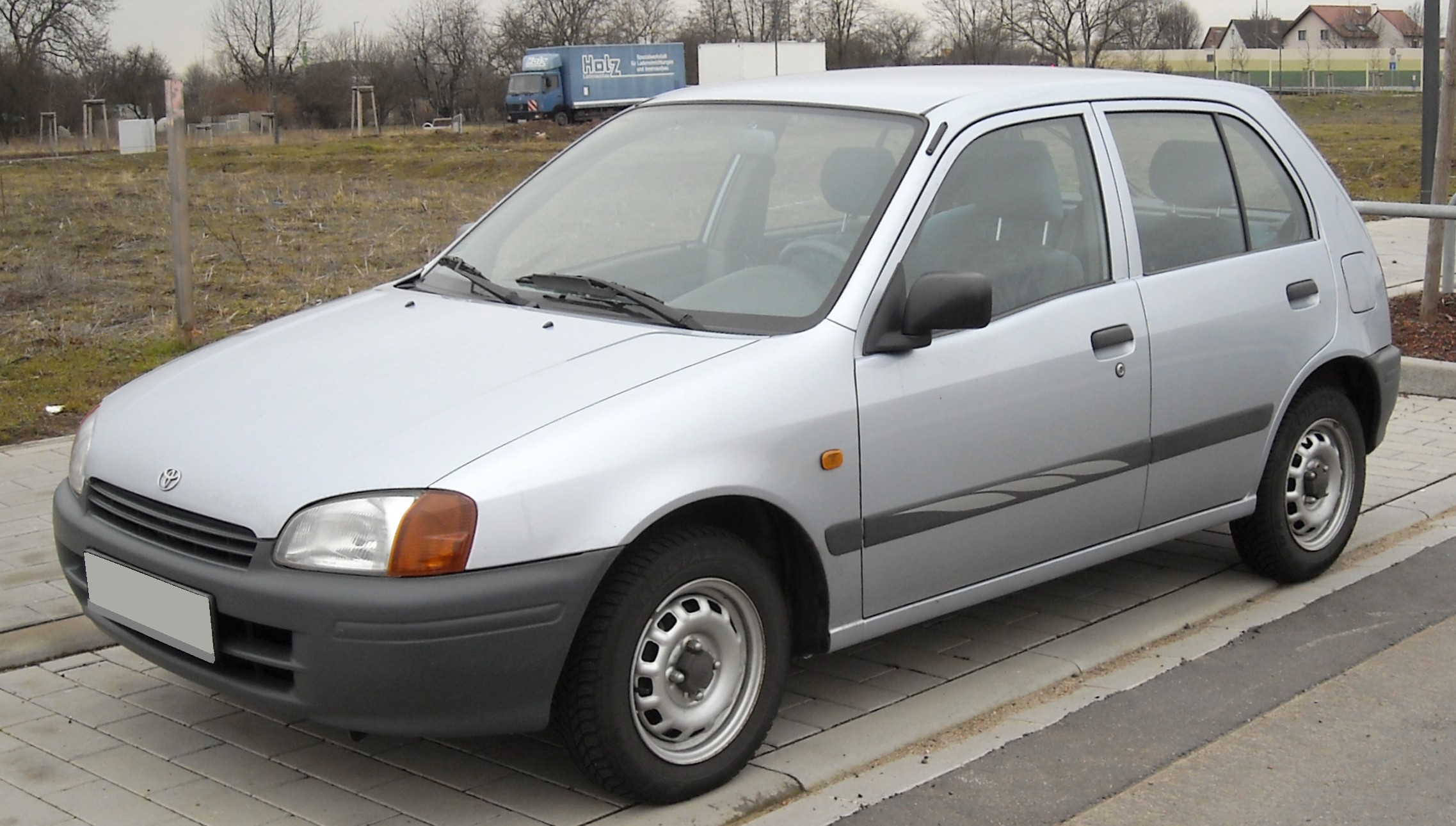 file toyota starlet p90 front wikimedia commons. Black Bedroom Furniture Sets. Home Design Ideas