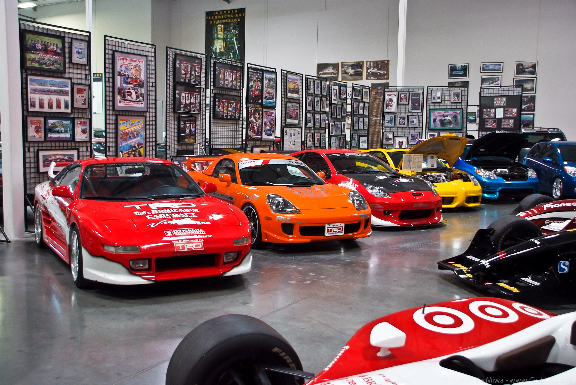 Toyota automobile museum torrance california for Toyota motor company usa