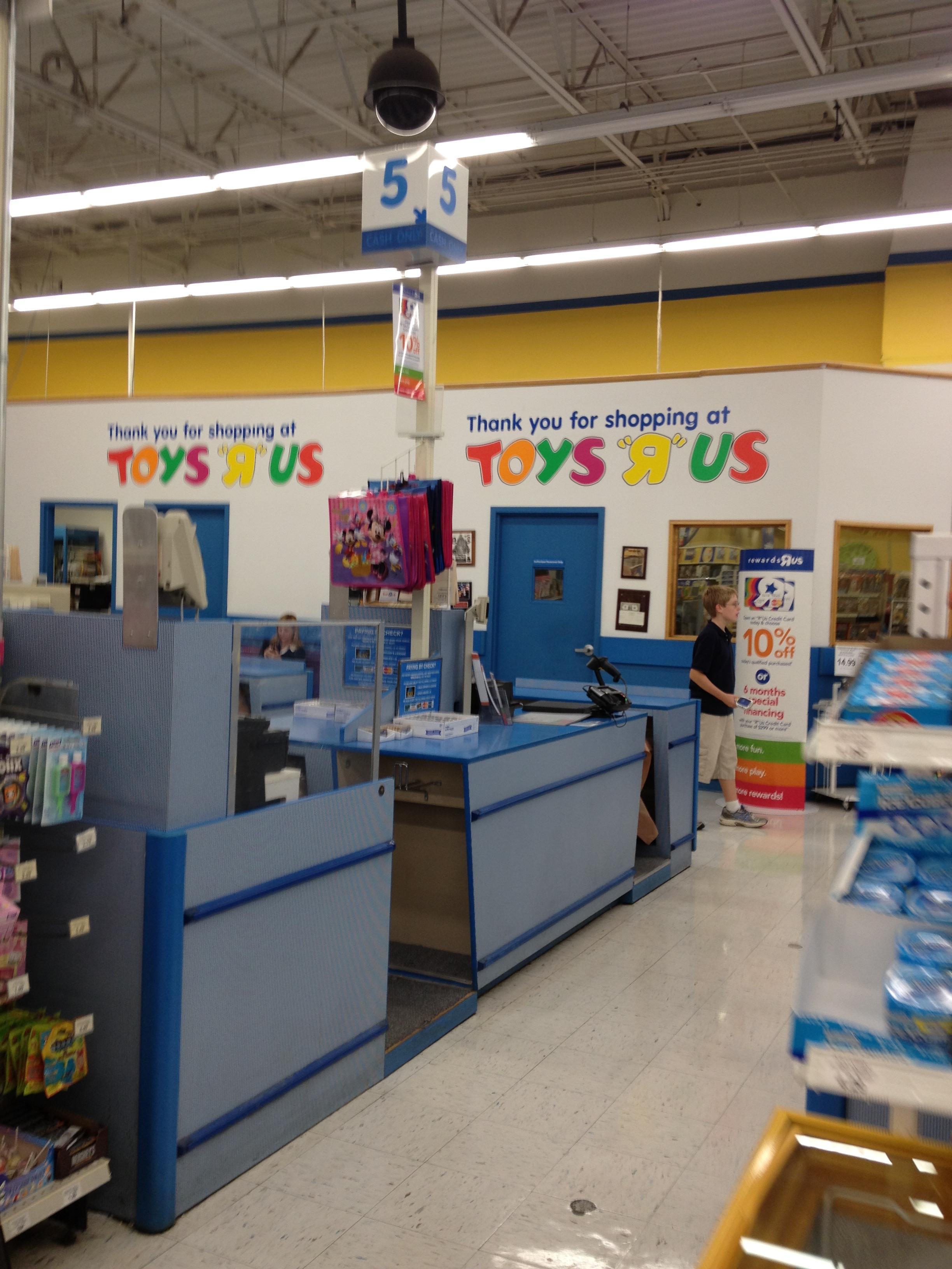 Toys R Us Amazon Fire Kids