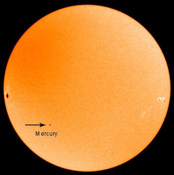 2006 transit of Mercury