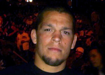 The 33-year old son of father (?) and mother(?) Nate Diaz in 2018 photo. Nate Diaz earned a  million dollar salary - leaving the net worth at 5 million in 2018