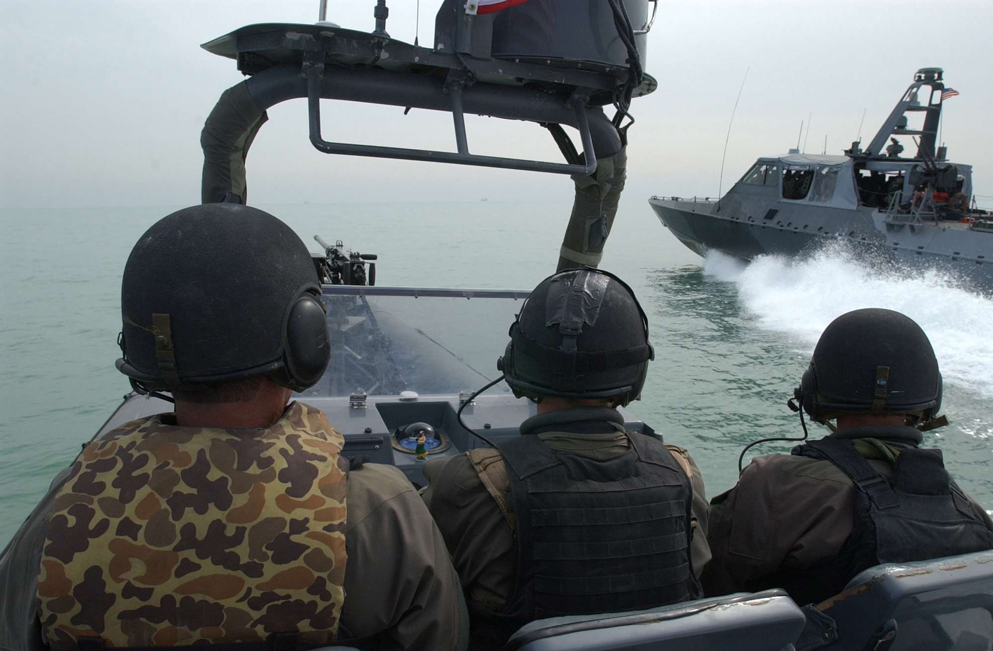 US Naval Special Warfare Combatant-Craft Operations