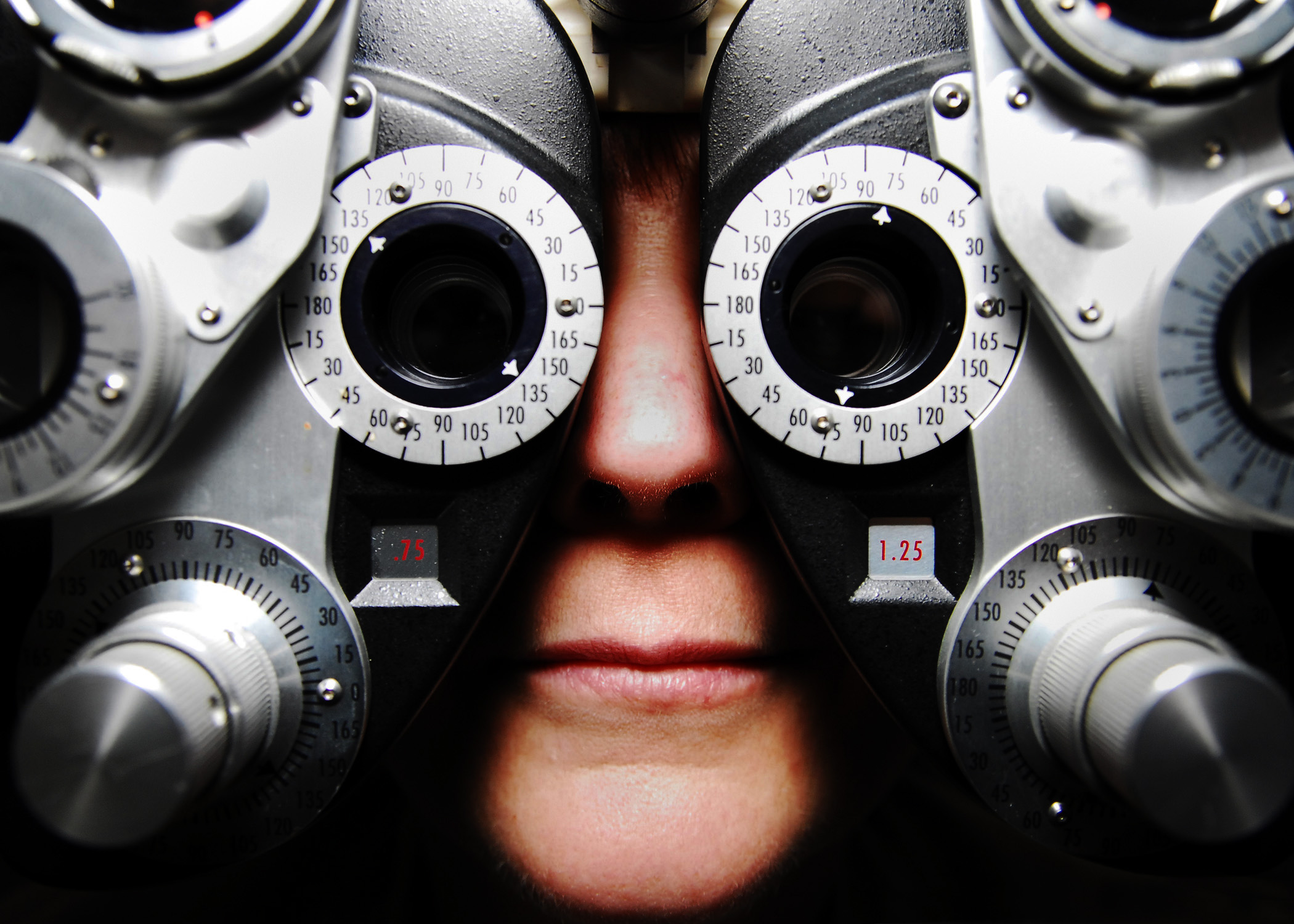 Depiction of Optometrista