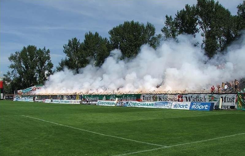Ultras WKS Slask Wroclaw - Ognie Wrocławskie