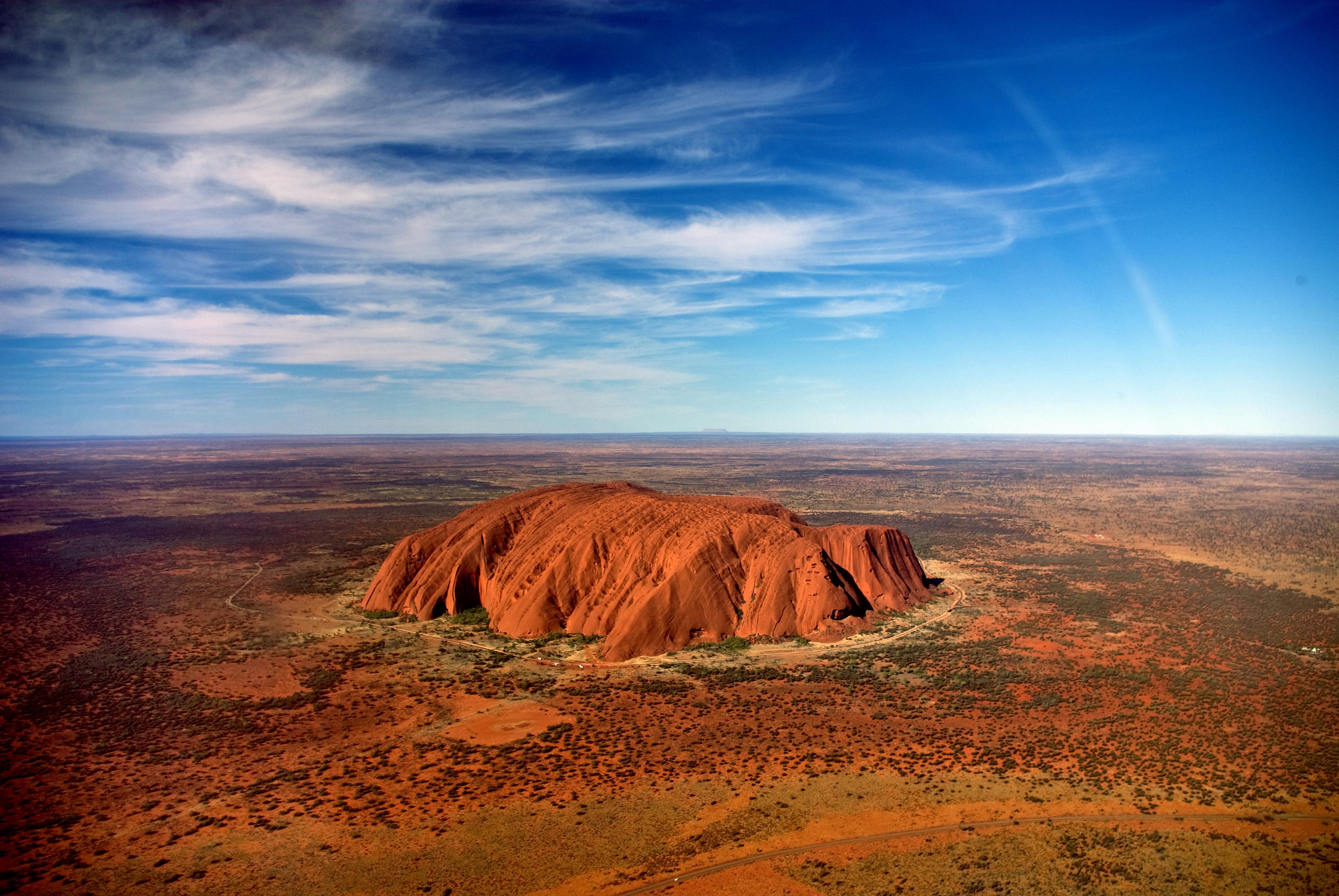 guia de viaje a australia - uluru