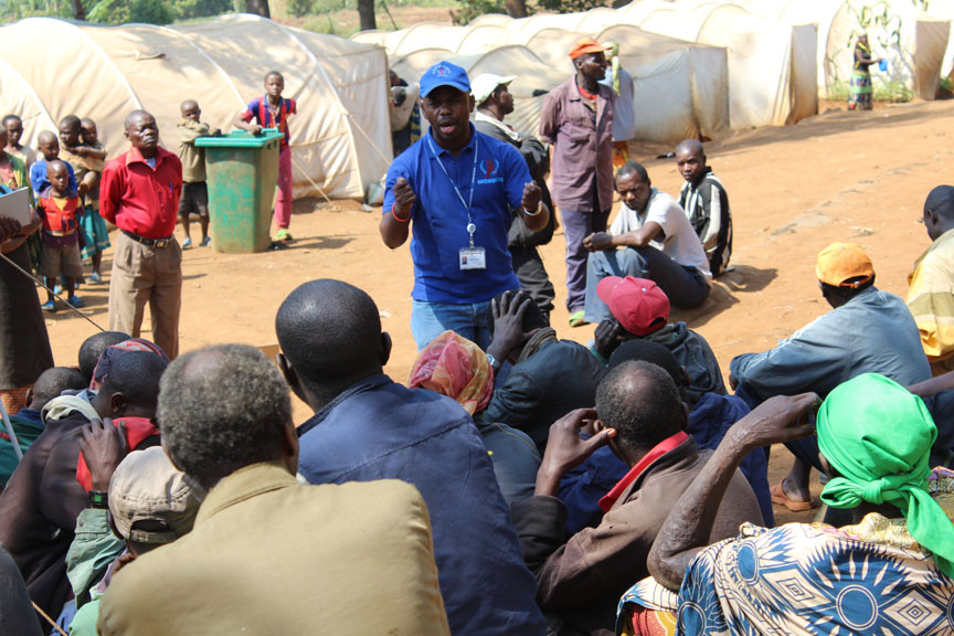 RDC : le désarmement des rebelles hutus rwandais en question