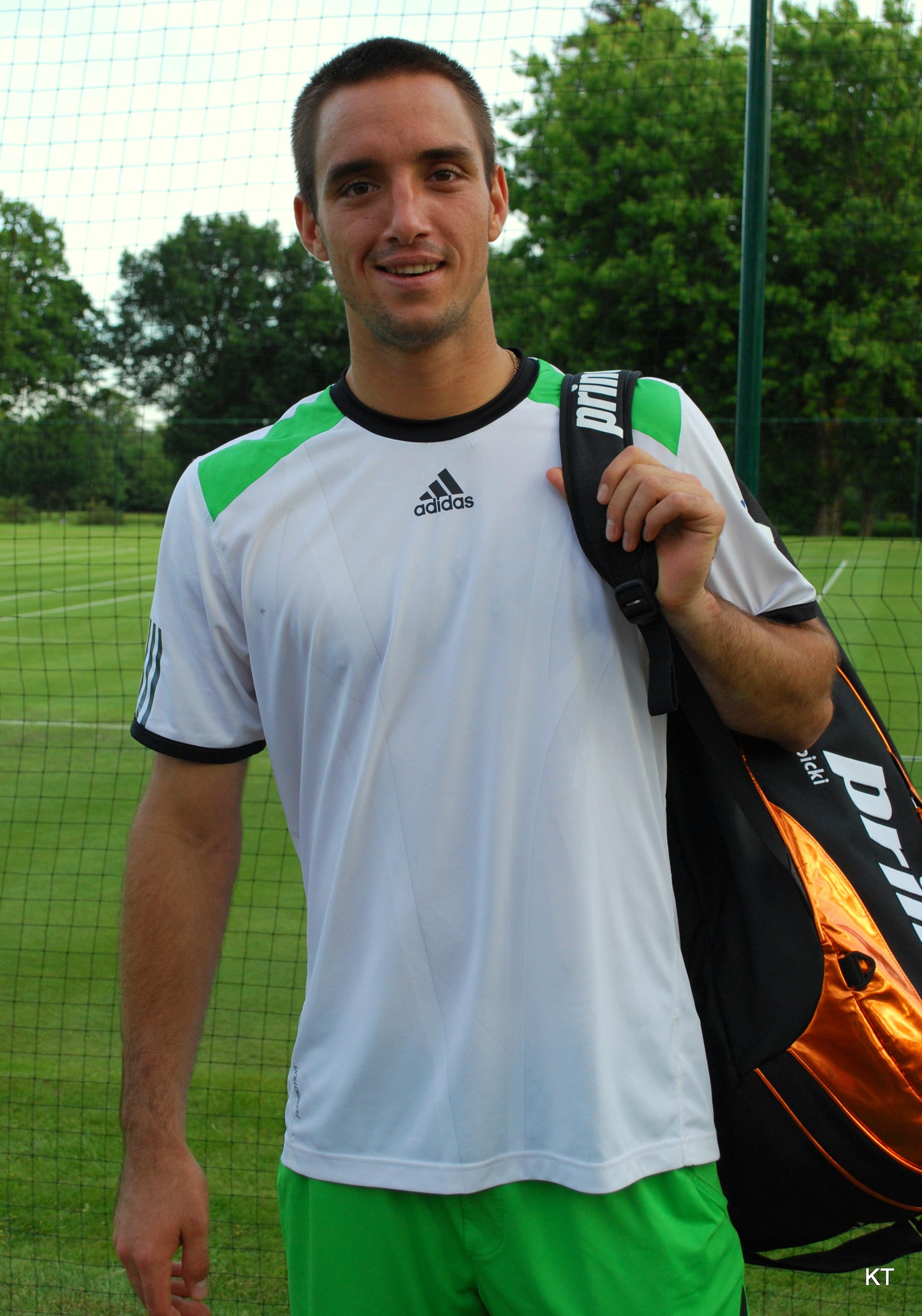 Troicki Tennis