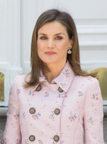 Queen Letizia Of Spain Wikipedia
