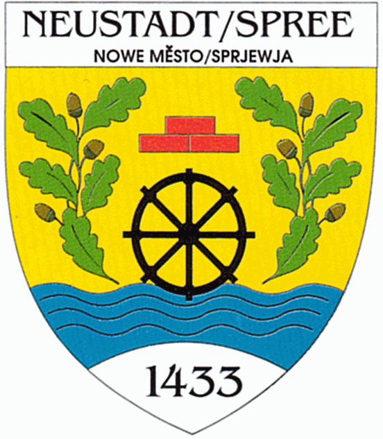 File:Wappen Neustadt Spree 1433.png