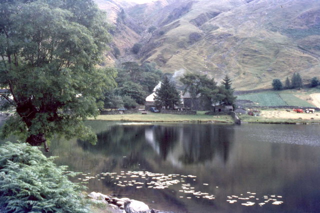 Watendlath Tarn - geograph.org.uk - 1405912