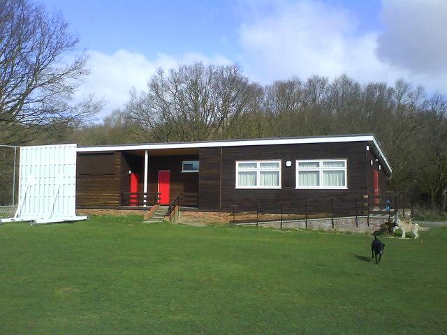 Wheathampstead Cricket Pavilion - geograph.org.uk - 1221497