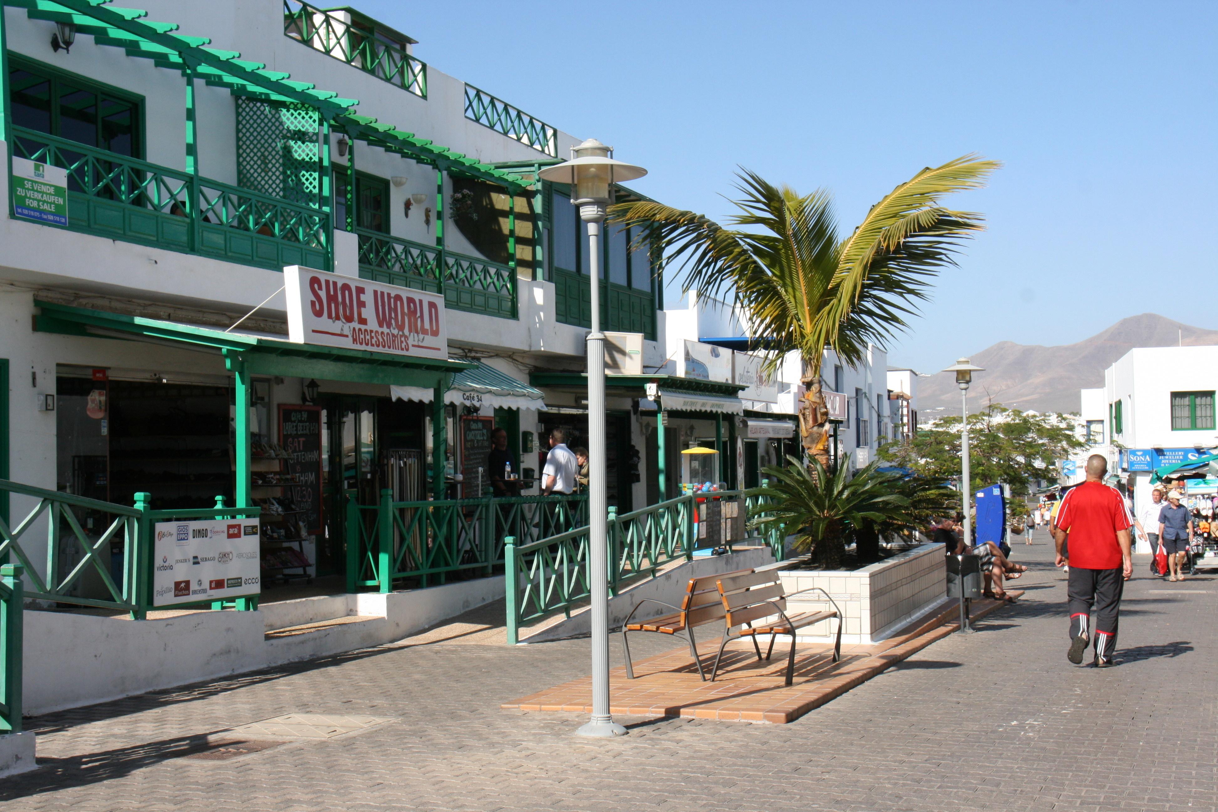 Bahia Playa Blanca Hotel Lanzarote