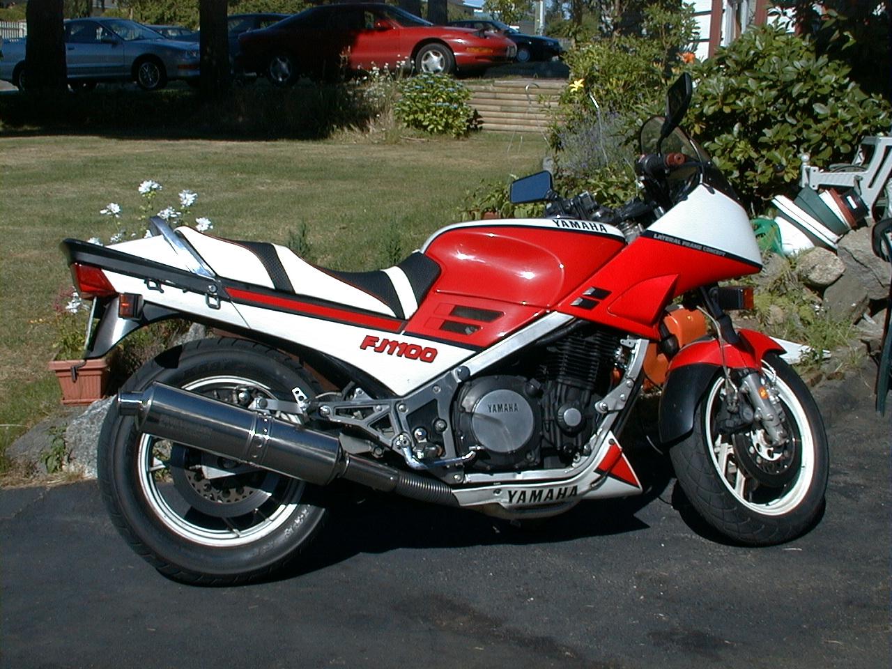 Yamaha Fj Used Parts