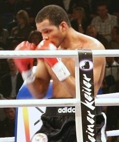 Yoan Pablo Hernández Cuban boxer
