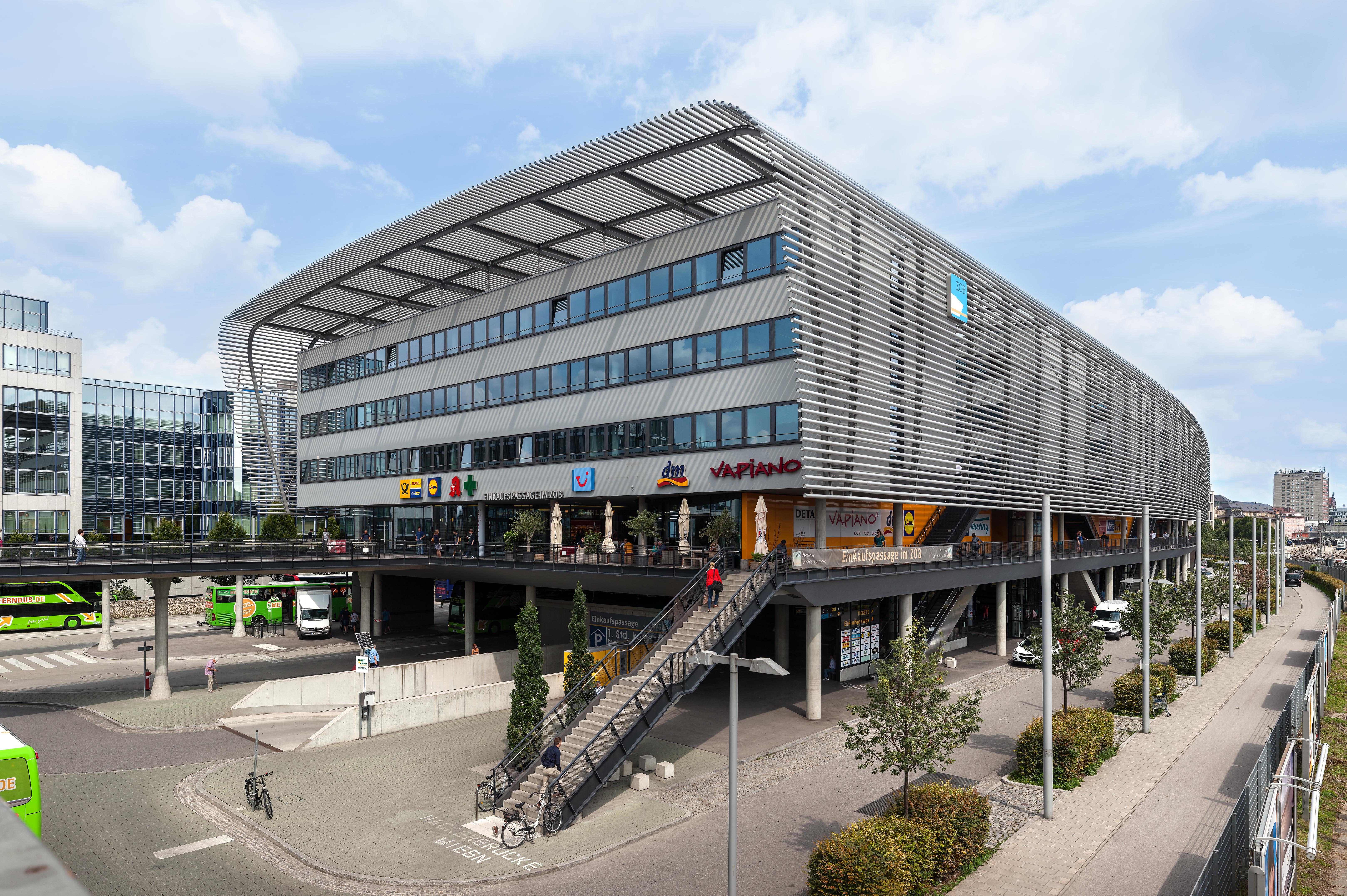 Zentraler Omnibusbahnhof München Reiseführer Auf Wikivoyage