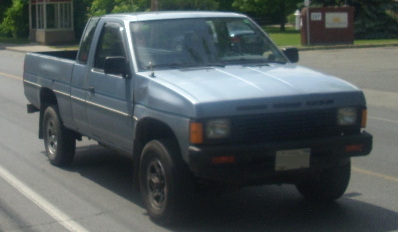 Nissan Hard Truck – Wikipedia