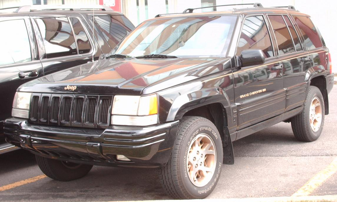 File 96 98 Jeep Grand Cherokee Limited Jpg Wikimedia