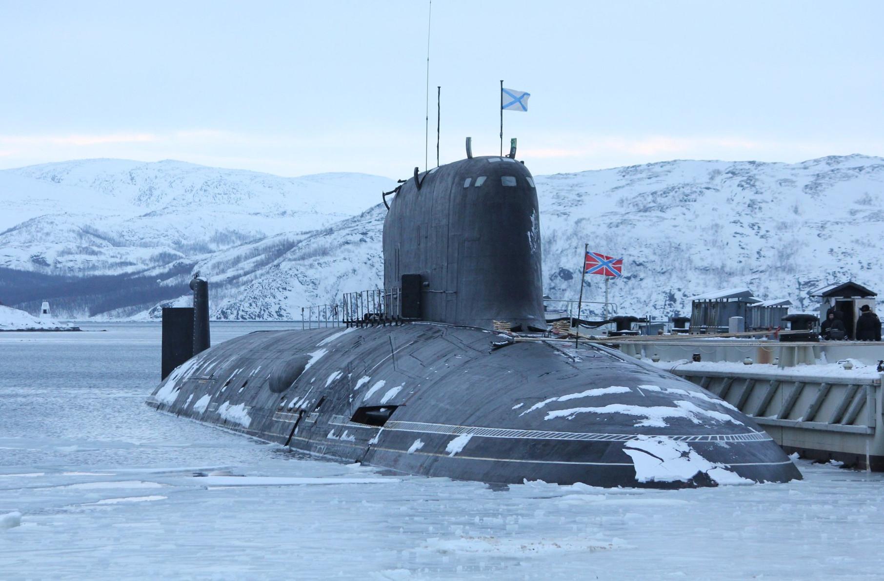 Подводные лодки проекта 885 «Ясень» — Википедия