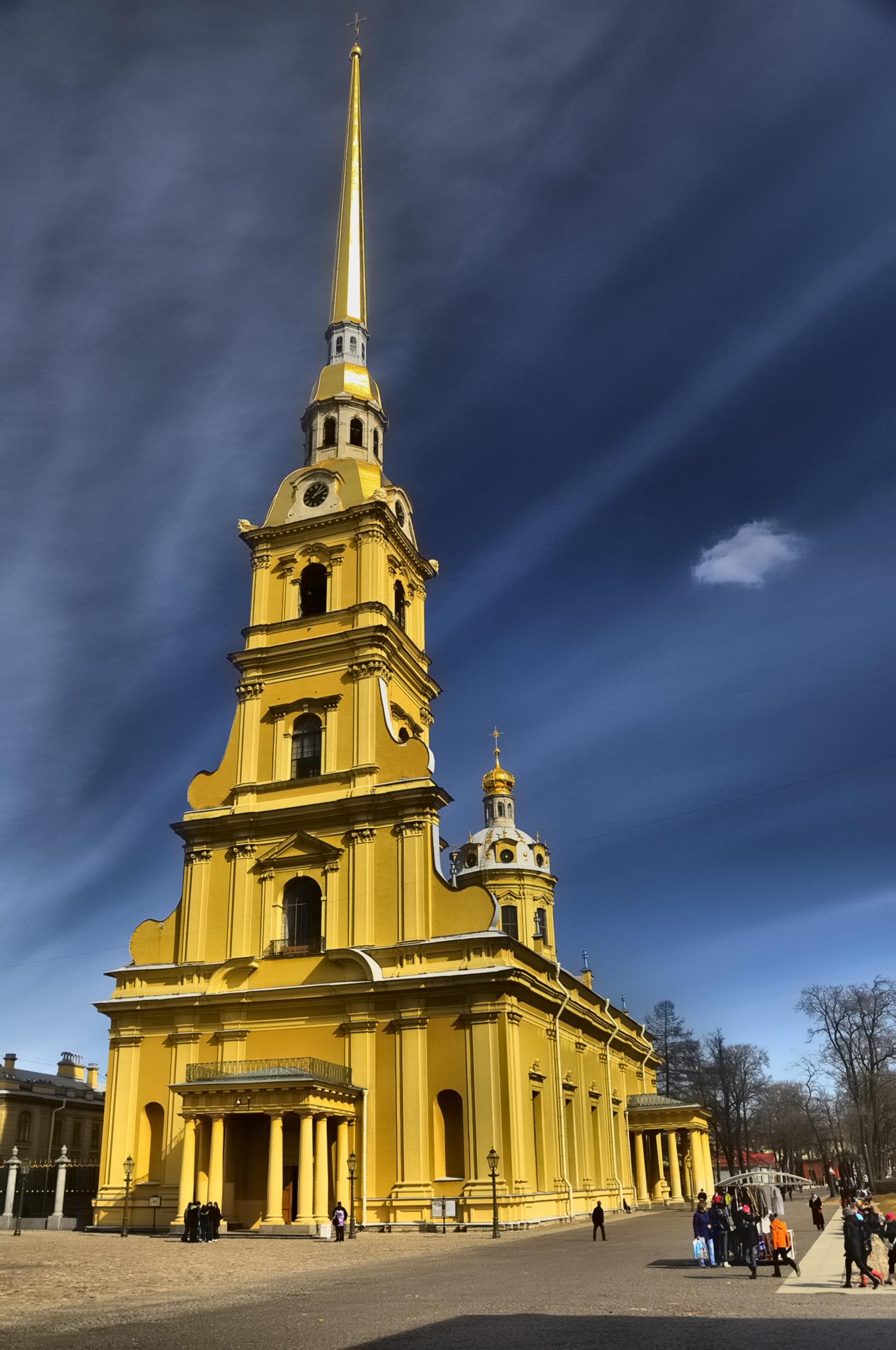 фото петропавловский собор