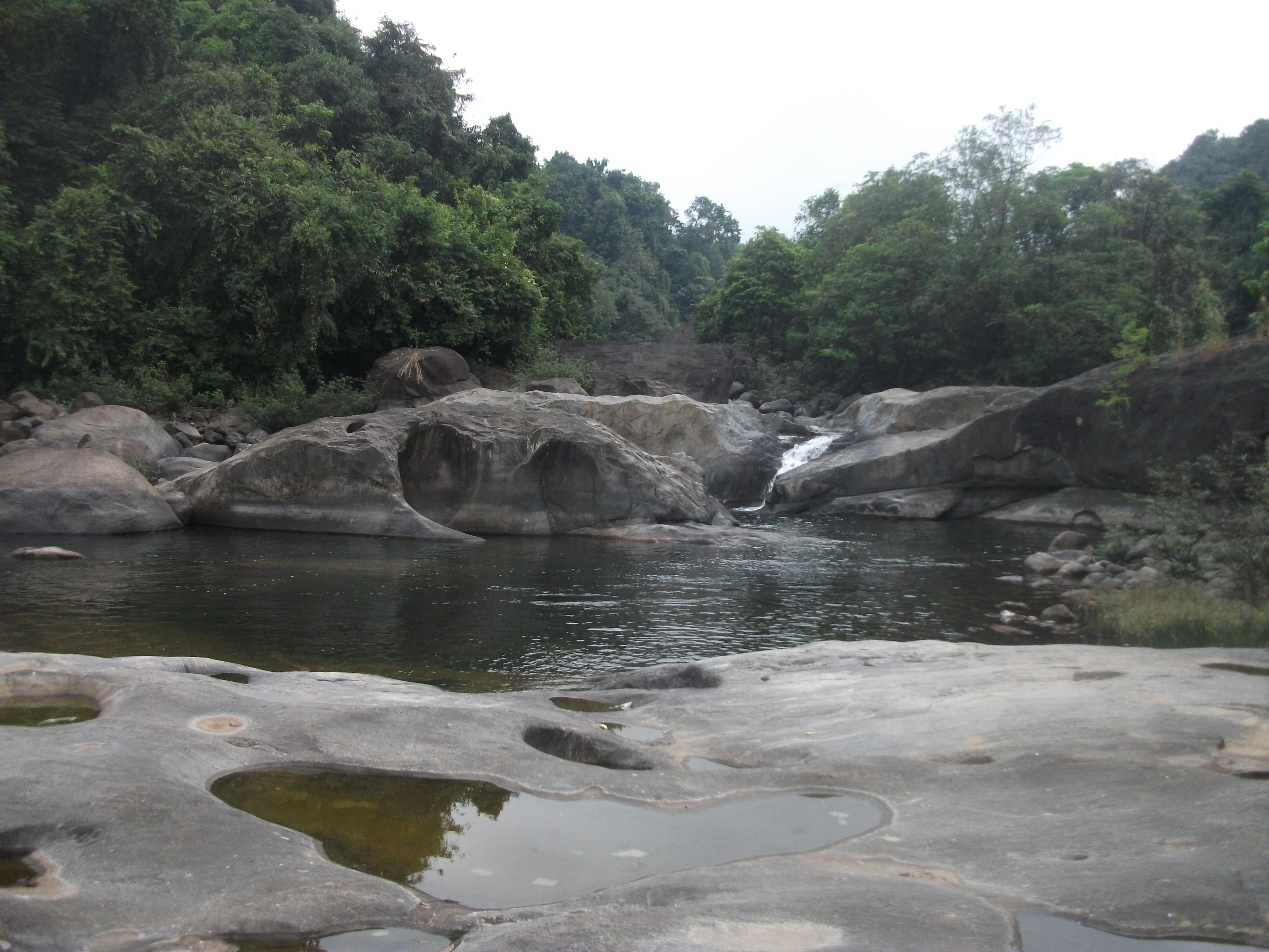 Aripara Waterfalls, Kozhikode, Kerala