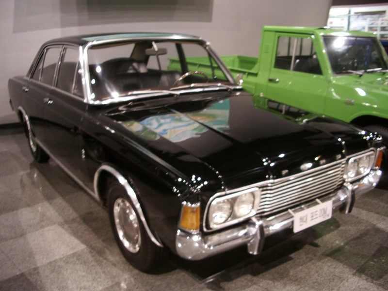 File 1969 Hyundai Ford 20m 현대 20m Jpg Wikimedia Commons