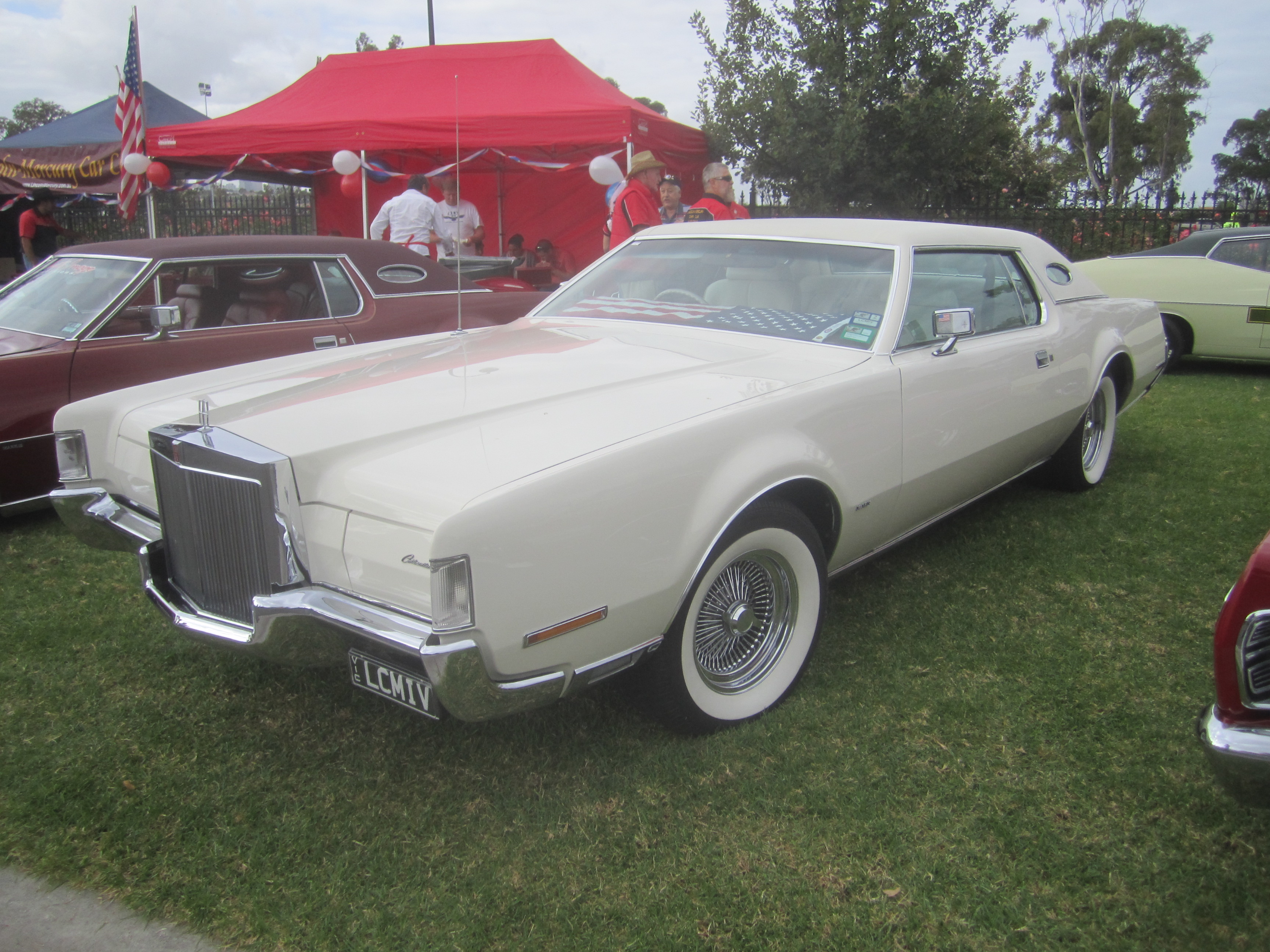 file1972 lincoln continental mk iv coupejpg