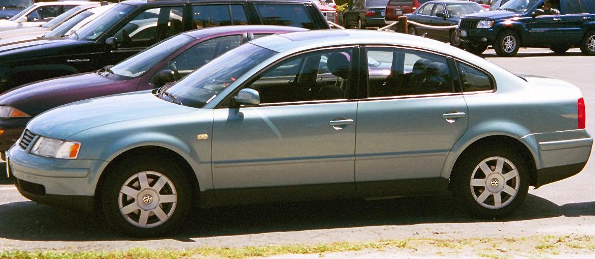 Фольксваген пассат 1999 фото