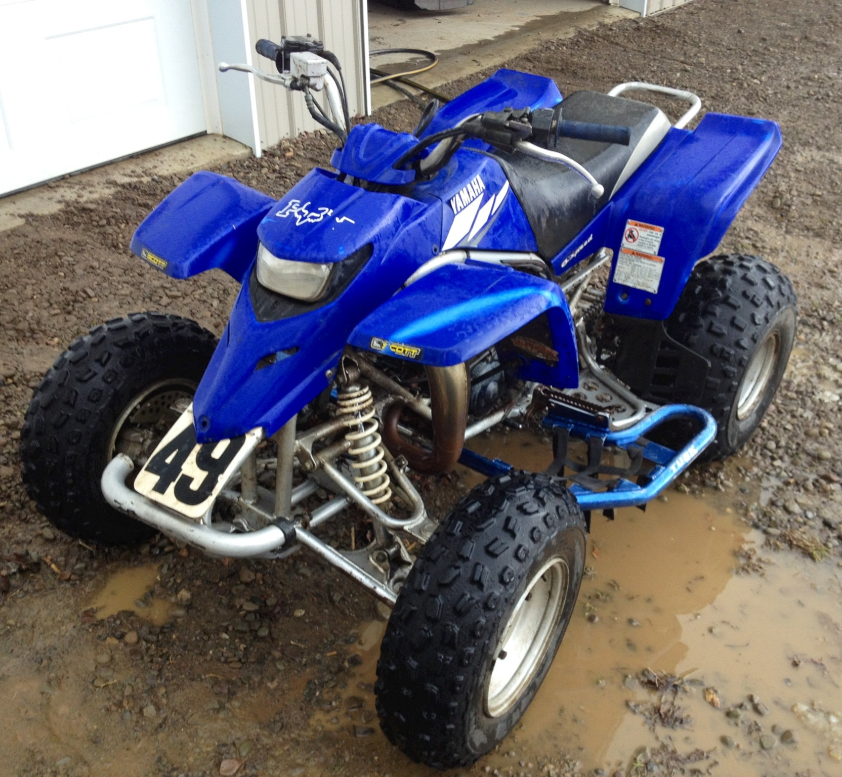 Yamaha X Quad Bikes For Sale