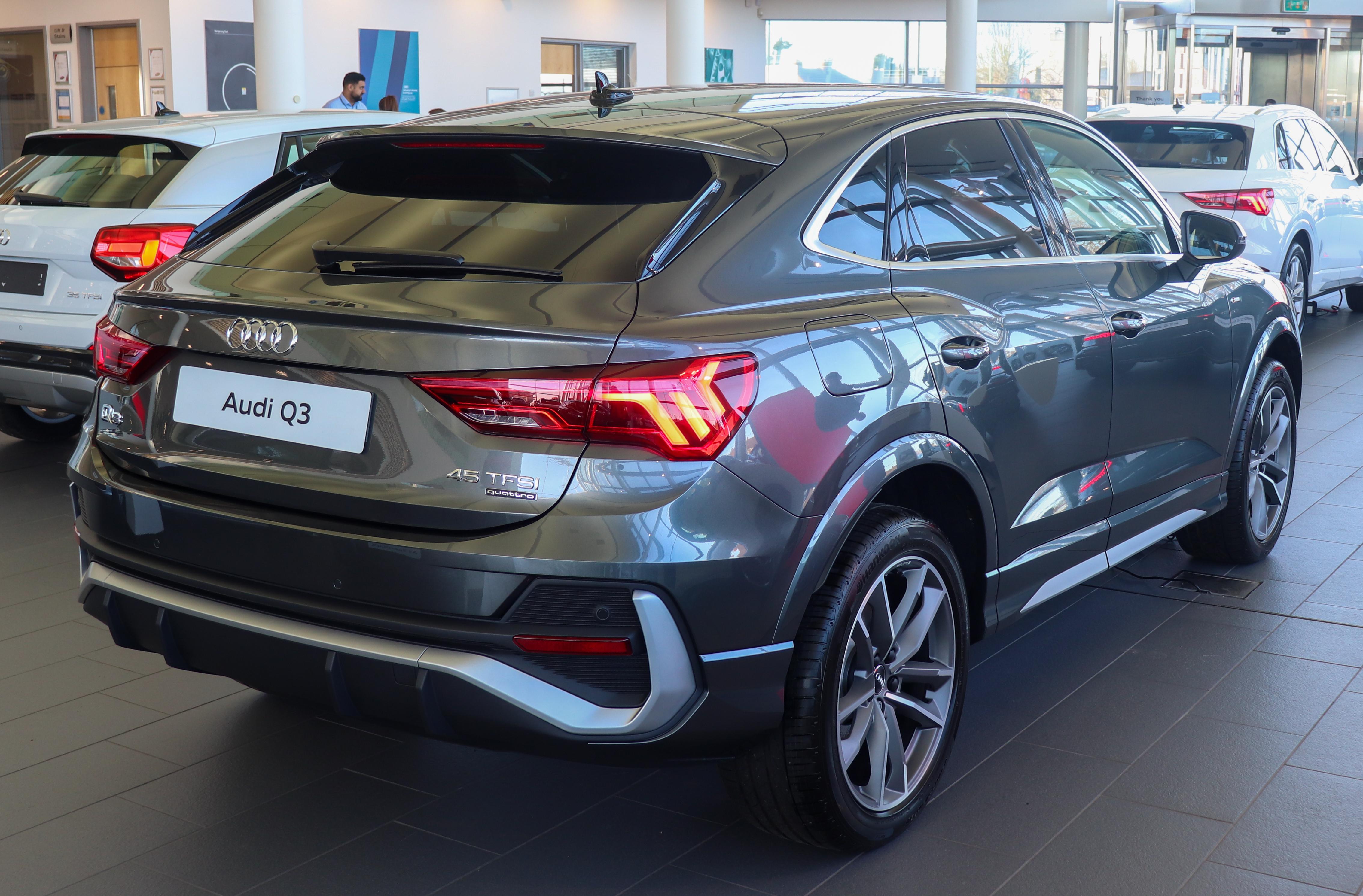 Kekurangan Audi Sportback Spesifikasi