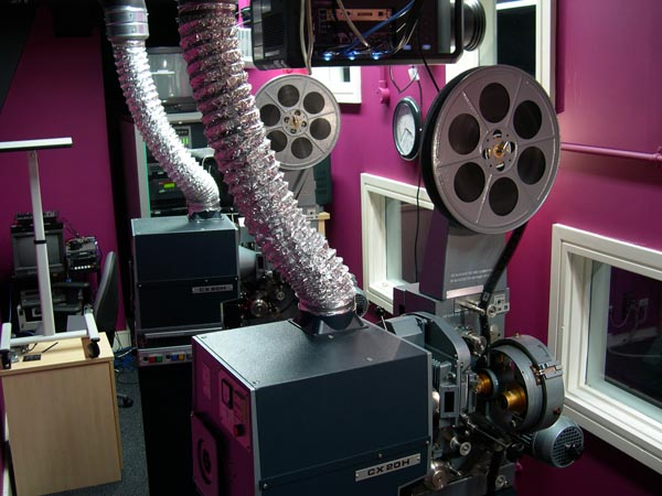 Projectionist - Wikipedia