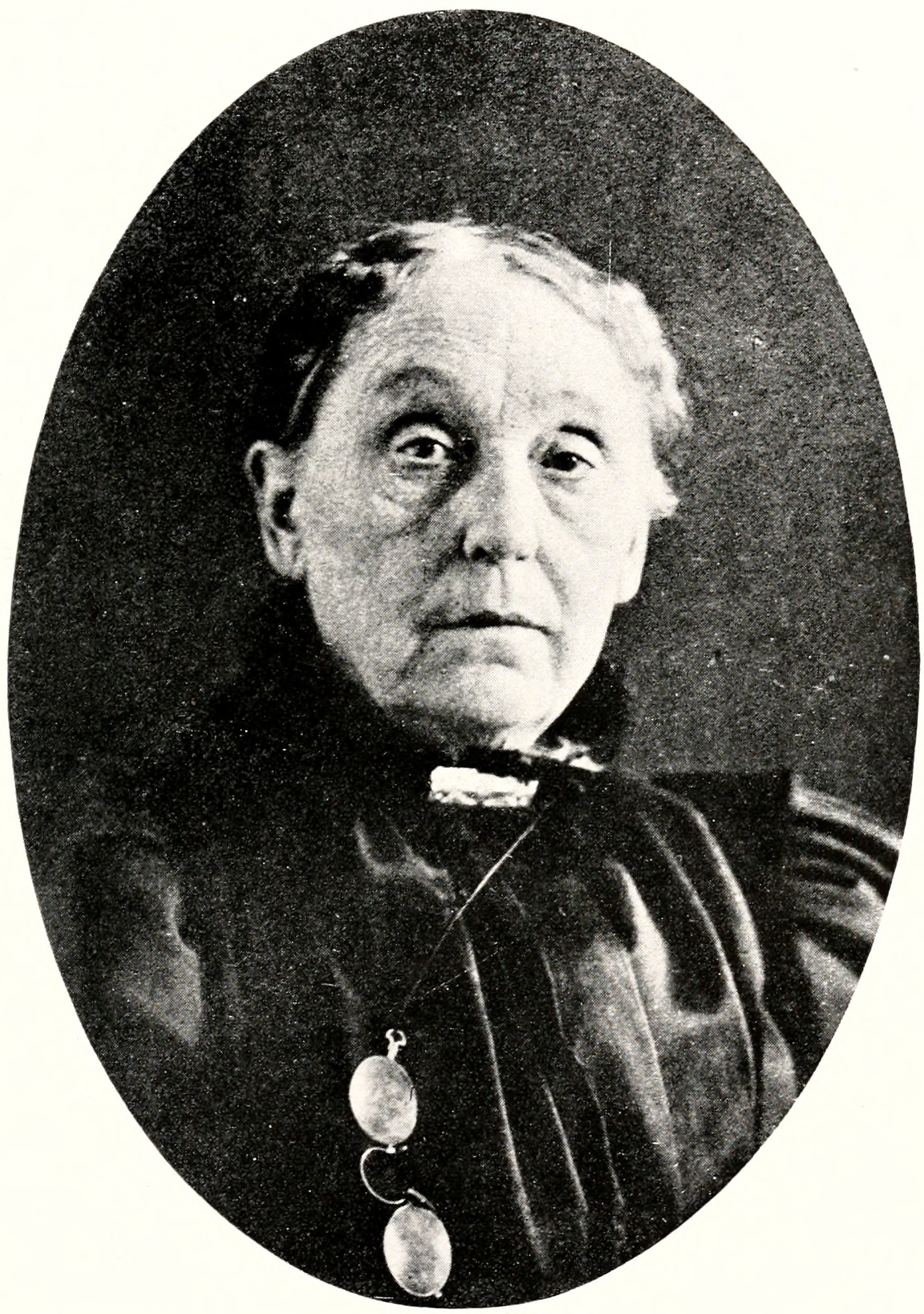 Abigail Scott Duniway in later years, from Gaston book.png