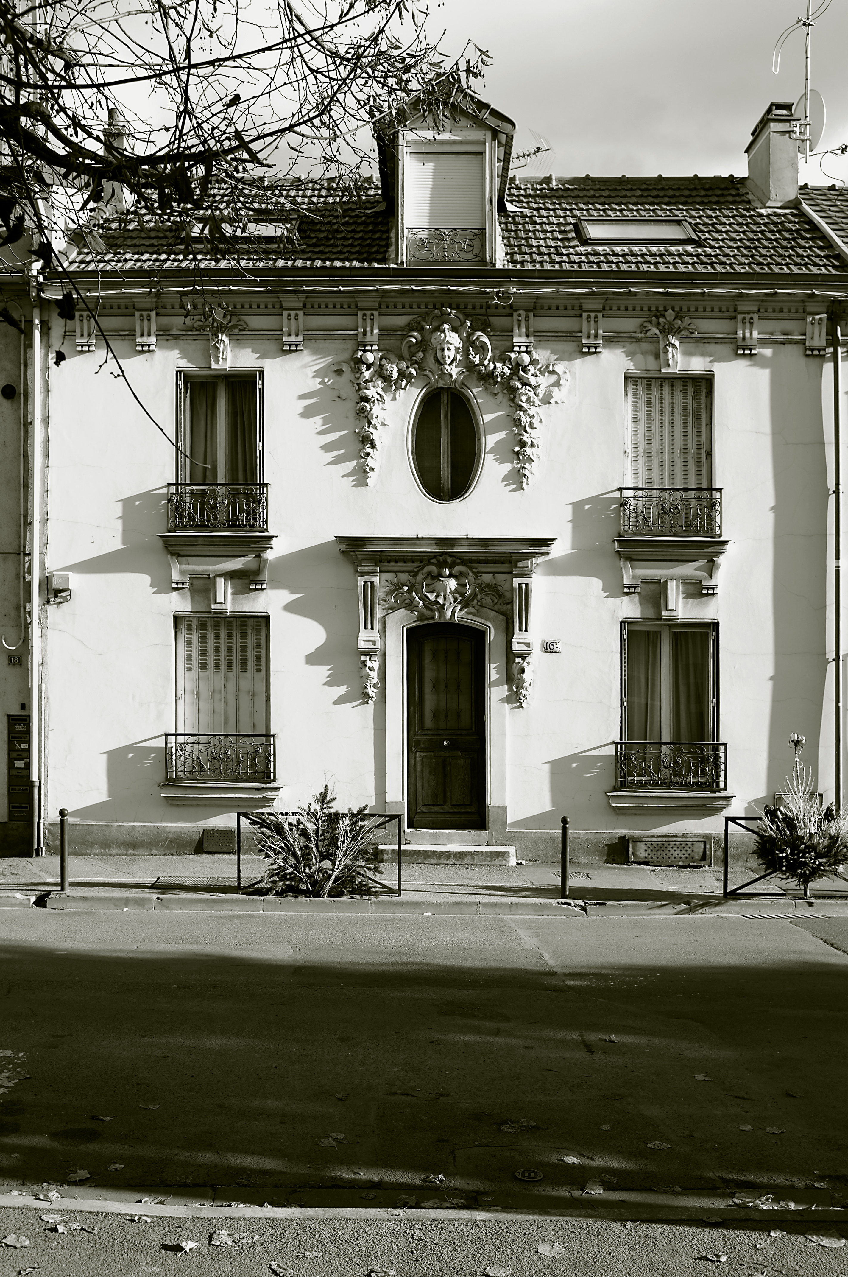 Ablon Sur Seine  Villa Des Fleurs