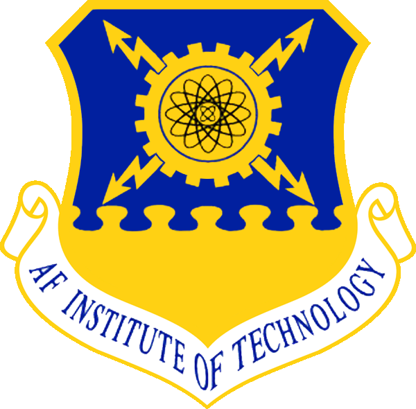Studying at Air Force Institute of Technology in USA