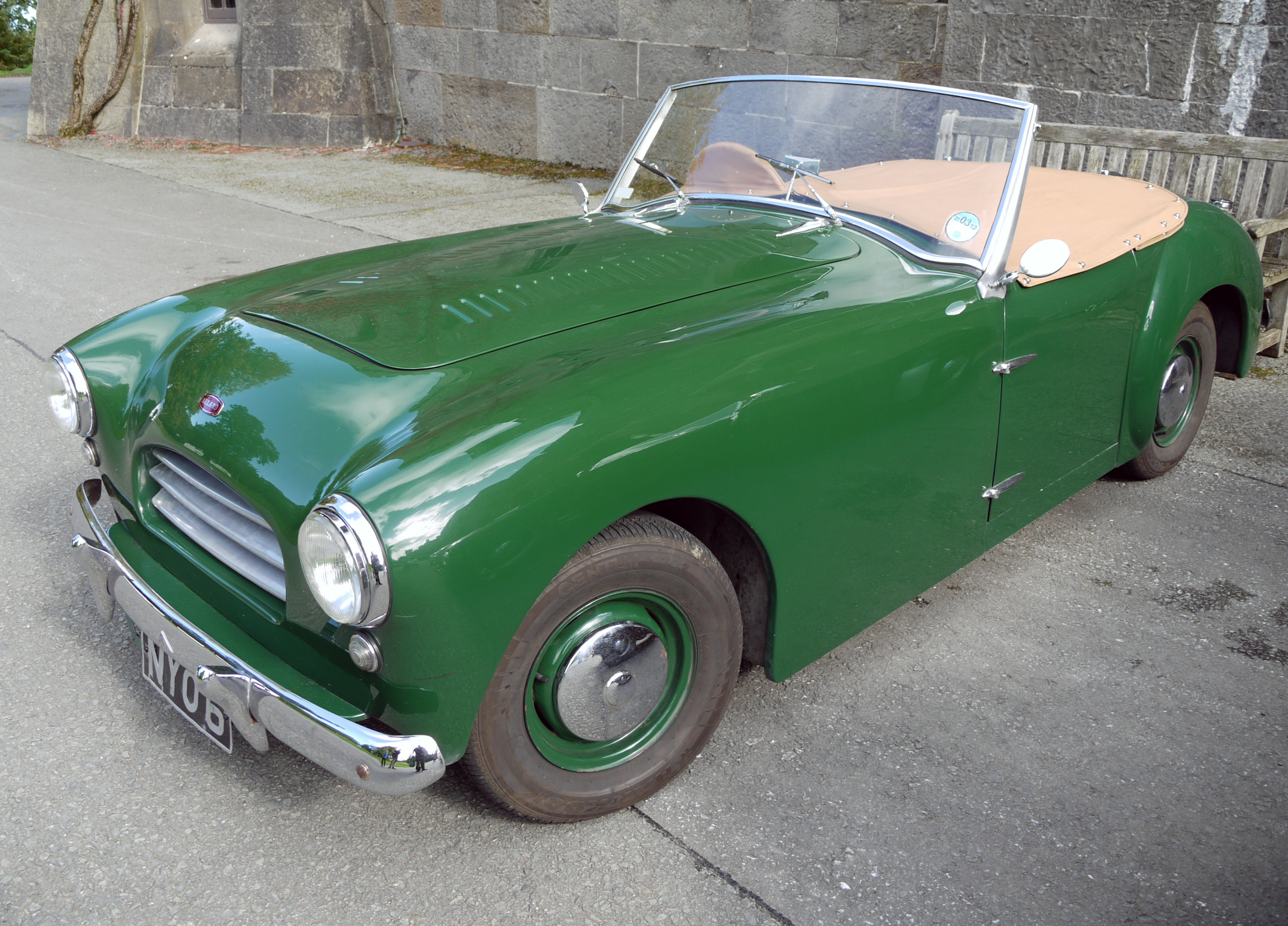 Allard Lwb Related Infomation Specifications Weili