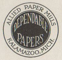 Allied Paper Mills Logo