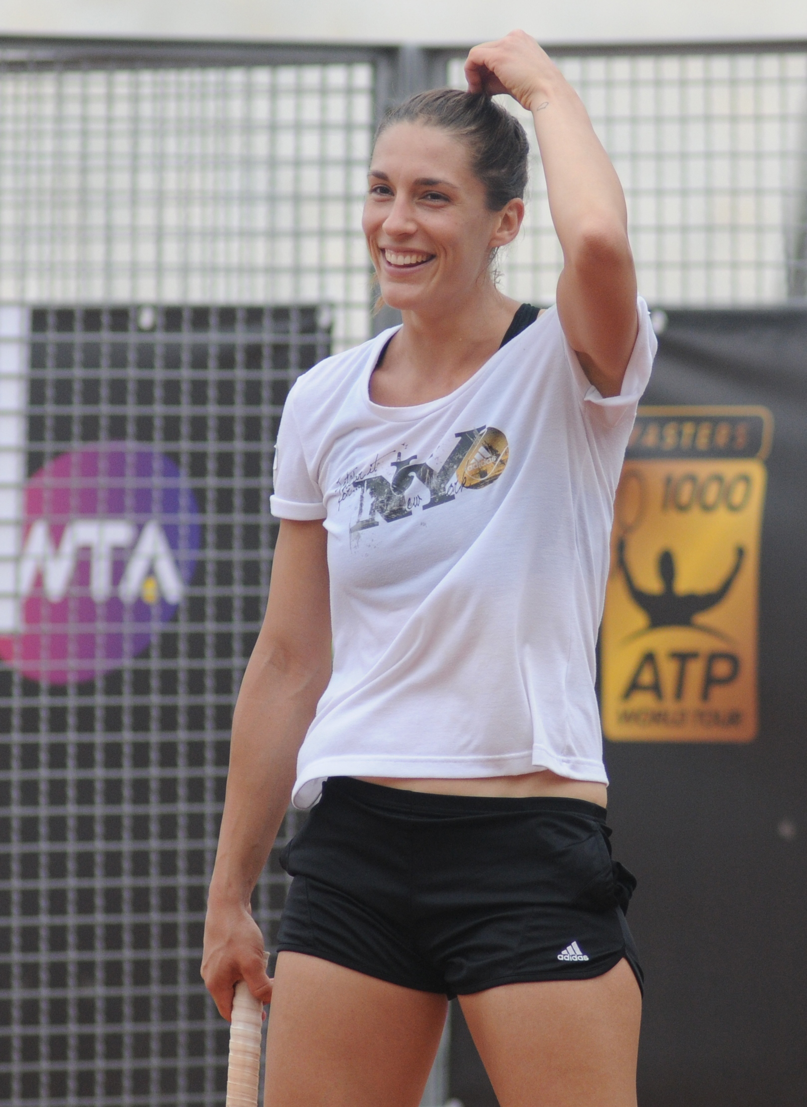 Andrea petkovic tennis is hot six pack 10