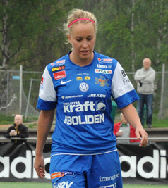 Annika Kukkonen Association footballer