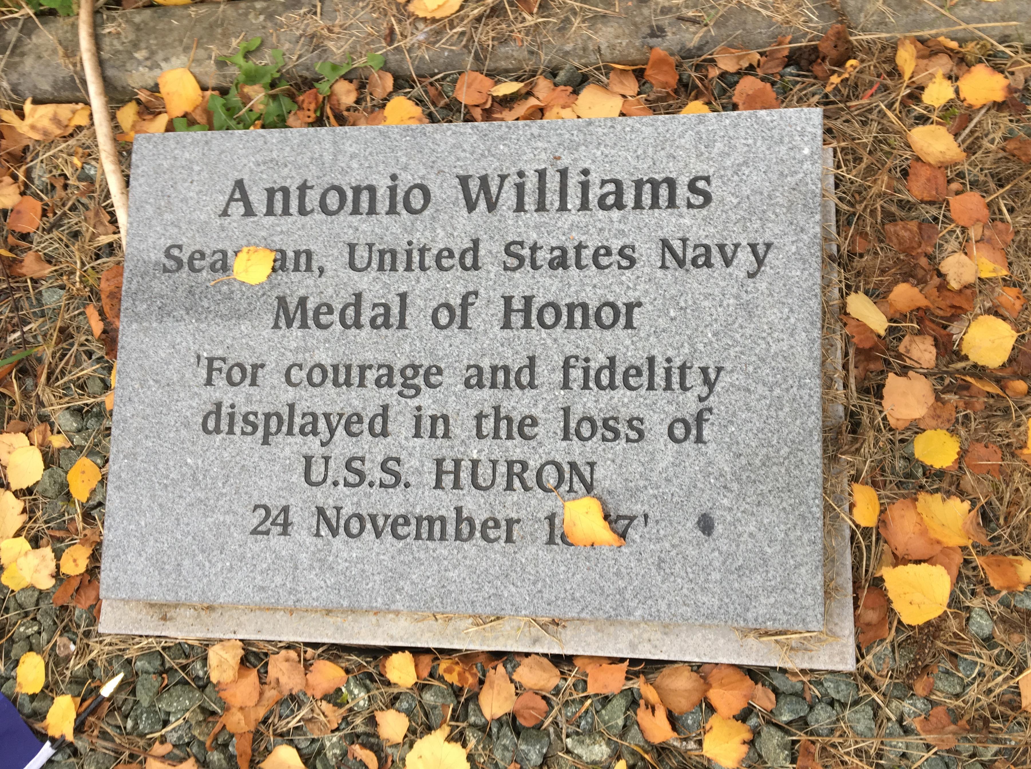 File:Antonio Williams grave Greenbank Cemetery Bristol jpg