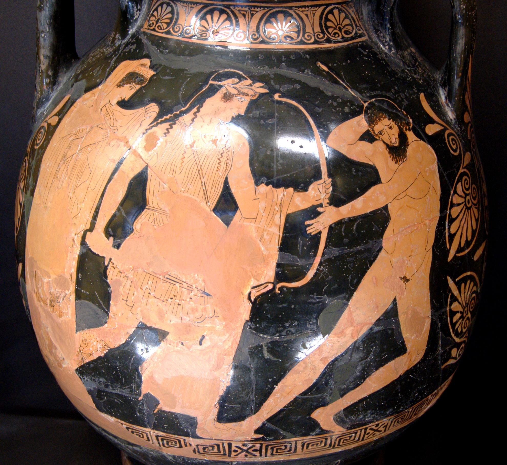 Depiction of Ticio