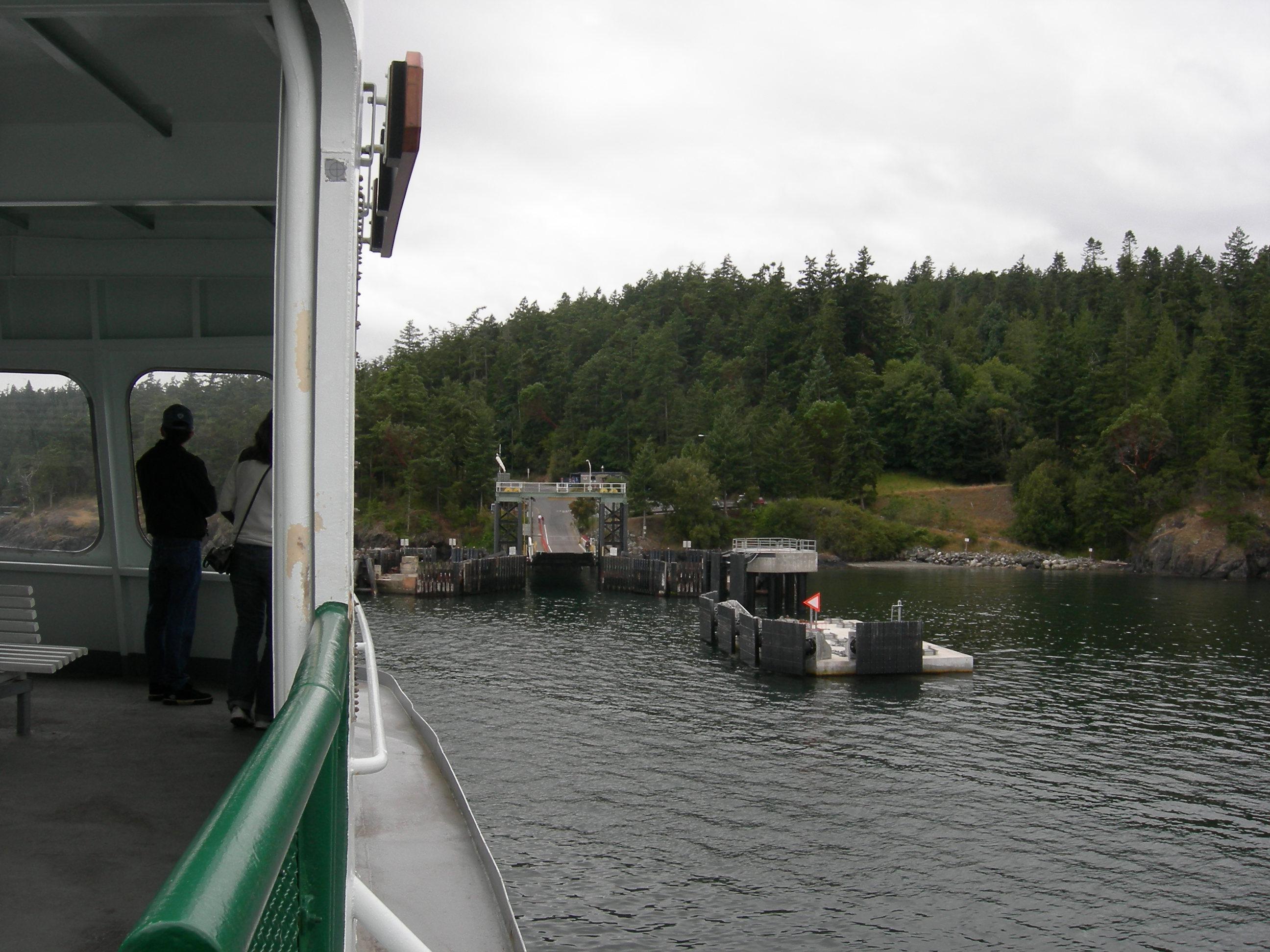 Lopez Island Ferry Wait Times