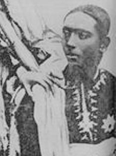 Araya Selassie Yohannes King of Tigray and Army commander