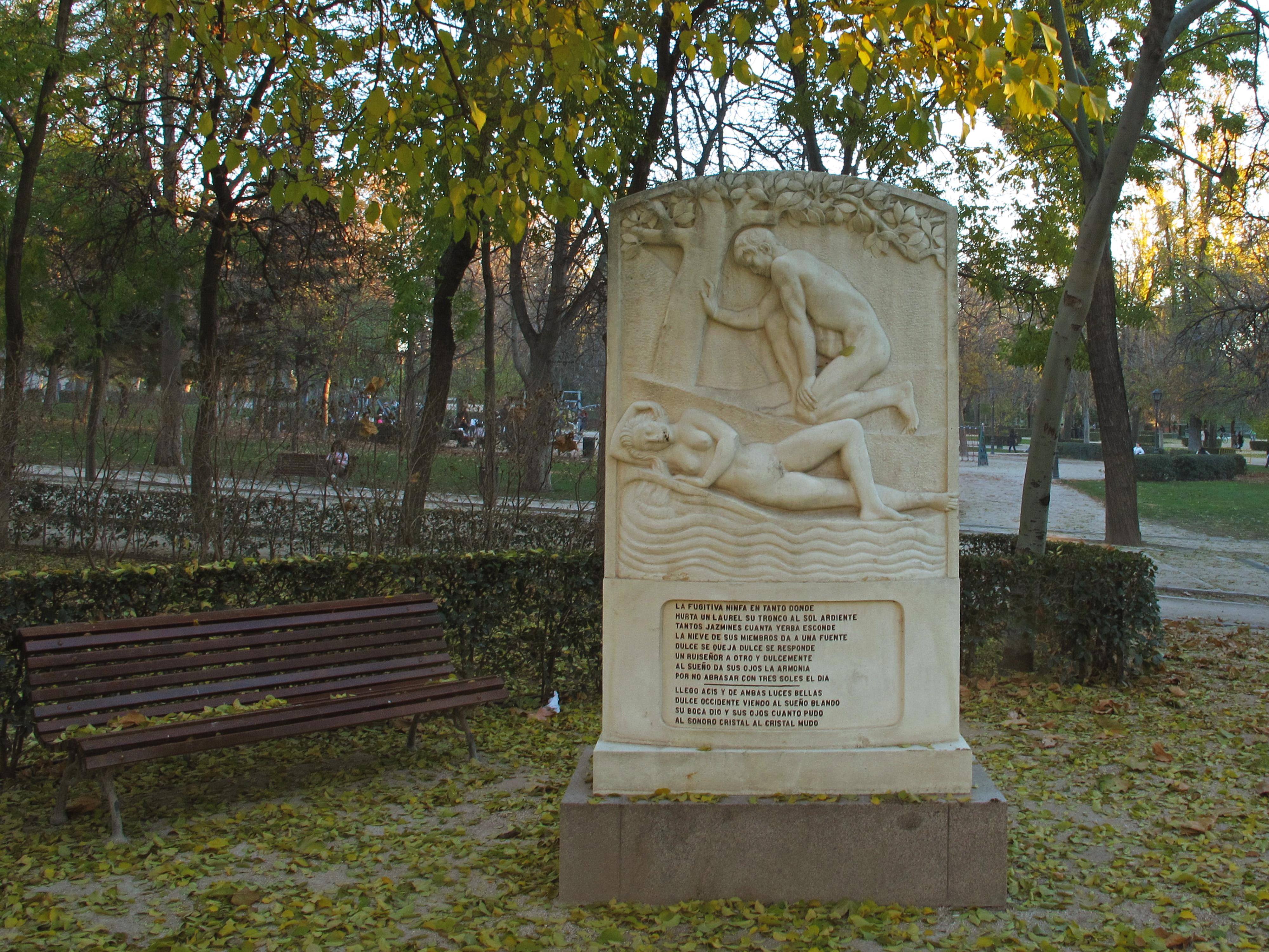 Art-Decó recordando un poeta. Madrid a Luis de Góngora y Argote.jpg