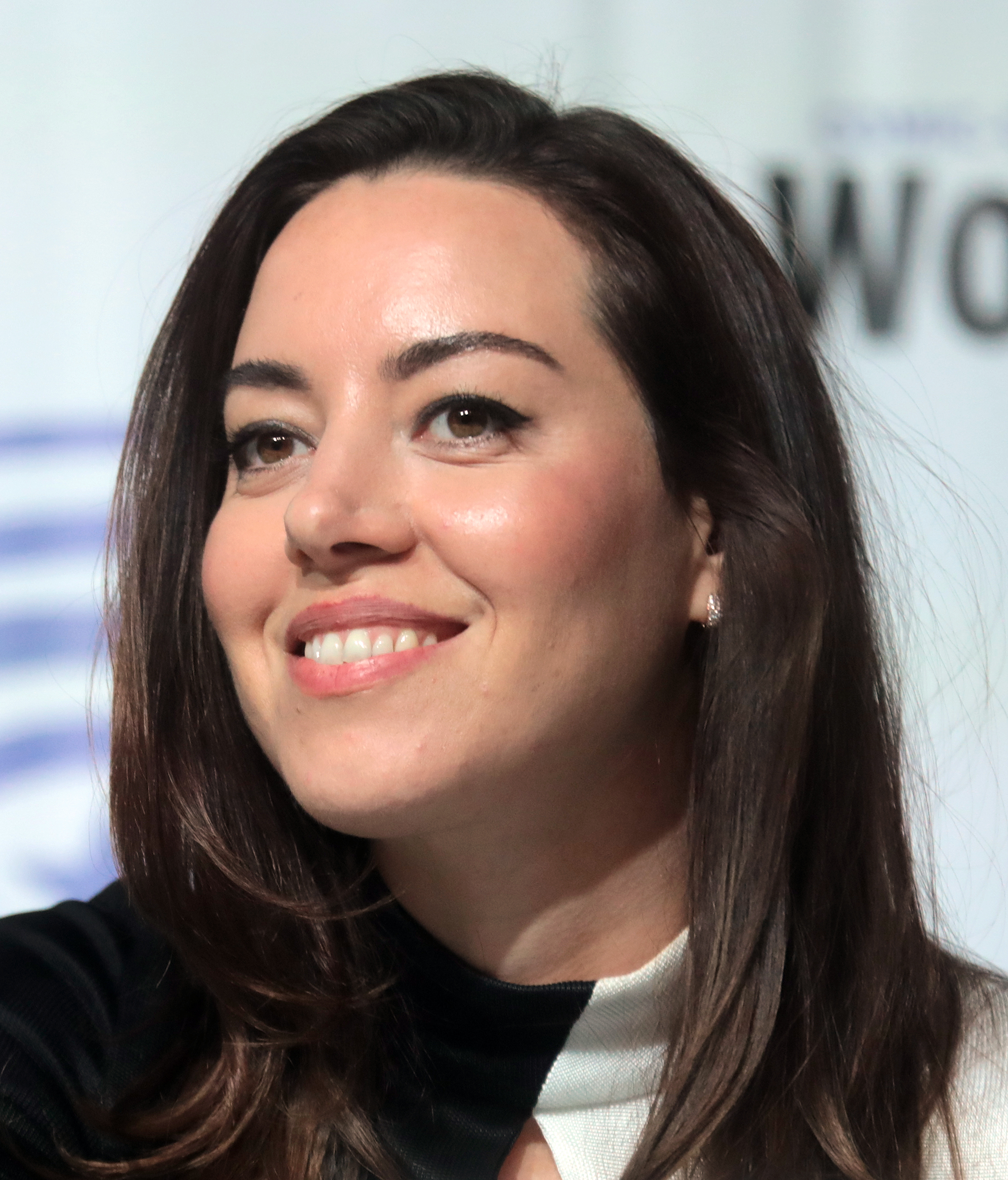 The 36-year old daughter of father (?) and mother(?) Aubrey Plaza in 2020 photo. Aubrey Plaza earned a million dollar salary - leaving the net worth at 3 million in 2020
