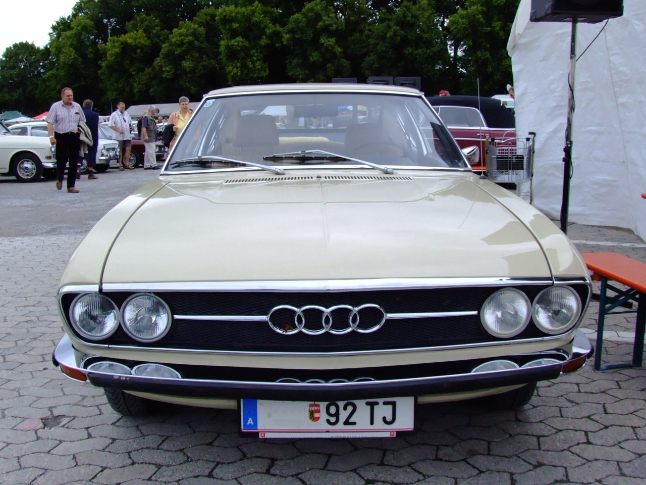 1970 Audi 100 Coupé S related infomation,specifications - WeiLi Automotive Network
