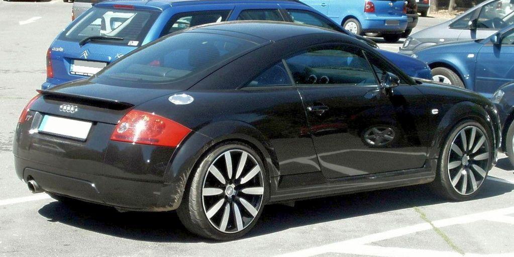 Audi Tt Roadster Black. Audi Tt Coupe 2009.