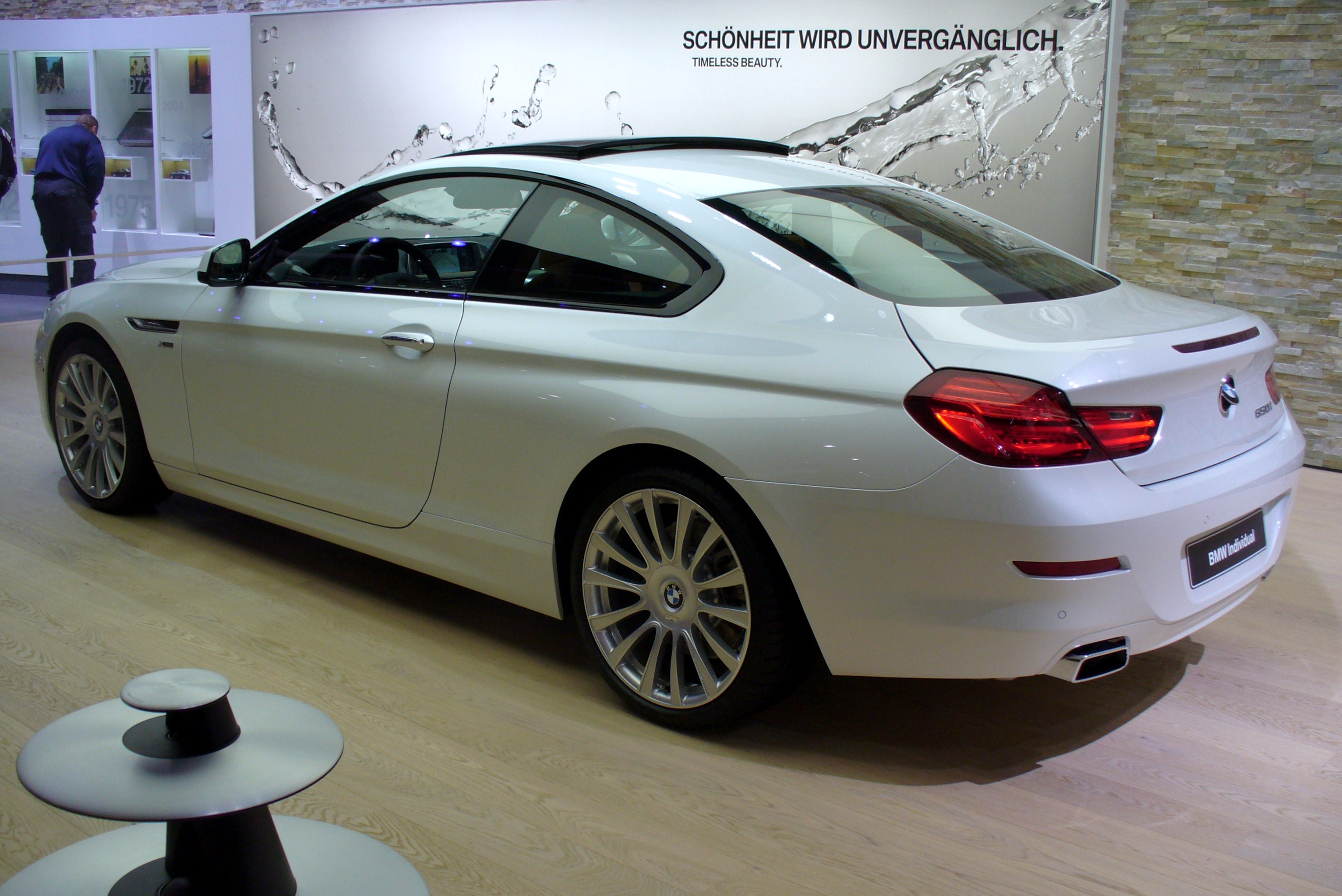 2011 Bmw 650i Xdrive Coup 233 Related Infomation