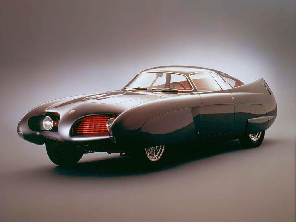 Alfa Romeo Bat: El concepto futurista italiano por excelencia. El ...