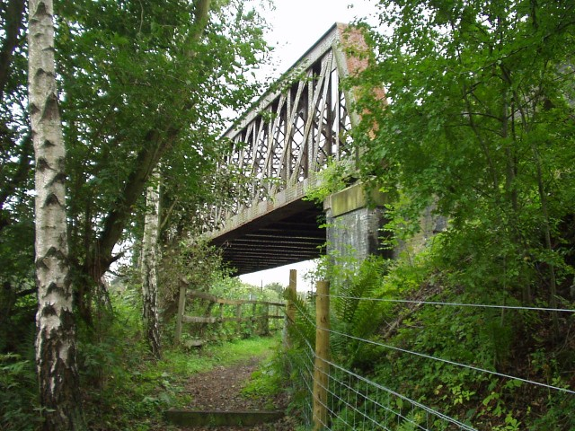 Black Carr Bridge - geograph.org.uk - 958446